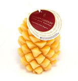 Honey Candles - Ponderosa Pine Cone - 2 colours