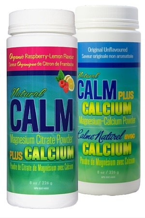 Natural Calm - Magnesium plus Calcium by Natural Calm - Ebambu.ca natural health product store - free shipping <59$