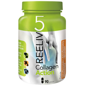 Reeliv5 Capsules collagen action 90 caps