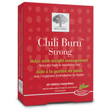 New Nordic Chili Burn Strong 60 tabs by New Nordic - Ebambu.ca natural health product store - free shipping <59$