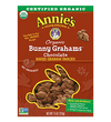 Chocolate bunny graham - Annie's Homegrown - ebambu.ca