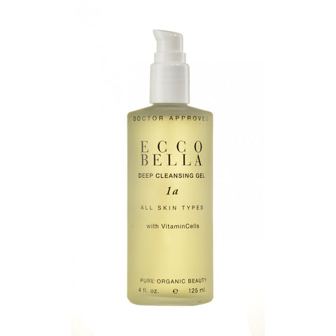 Ecco Bella Natural Deep Cleansing Gel by Ecco Bella - Ebambu.ca natural health product store - free shipping <59$