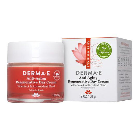 Derma e - Anti-Aging Regenerative Day Cream 56g