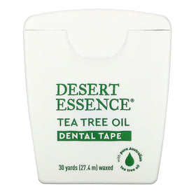 Desert Essence - Tea Tree Oil Dental Tape 30 yards