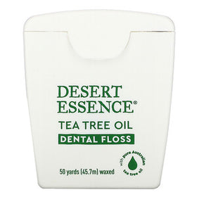 Desert Essence - Tea Tree Oil Dental floss 50 yards