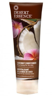 Desert Essence - Coconut Conditioner by Desert Essence - Ebambu.ca natural health product store - free shipping <59$