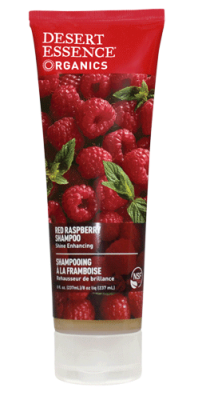 Desert Essence - Red Raspberry Shampoo 237 ml by Desert Essence - Ebambu.ca natural health product store - free shipping <59$