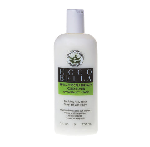Ecco Bella Organic Hair & Scalp Therapy Conditioner by Ecco Bella - Ebambu.ca natural health product store - free shipping <59$