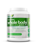 Genuine Health fermented whole body NUTRITION with greens+ 487g - Natural