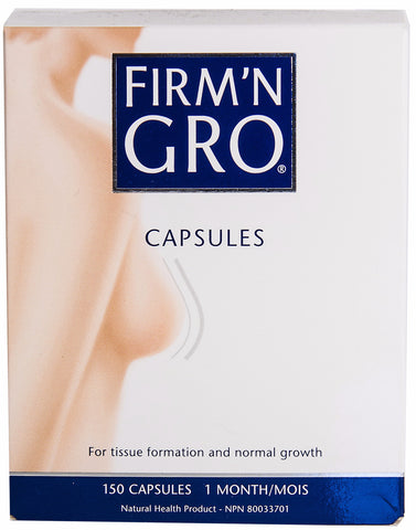 Firm'N Gro 150 Capsules by Firm'N Gro - Ebambu.ca natural health product store - free shipping <59$