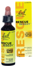 Fleur de Bach Rescue - Rescue Remedy 20 ml - Ebambu.ca free delivery >59$