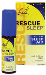 Fleur de Bach Rescue - Rescue Sleep Spray 20 ml - Ebambu.ca free delivery >59$