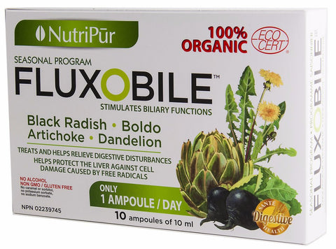 Nutripur FluxOBile by Nutripur - Ebambu.ca natural health product store - free shipping <59$