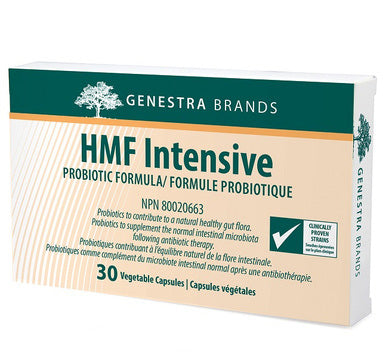 Genestra - HMF Intensive 30 caps by Genestra - Ebambu.ca natural health product store - free shipping <59$