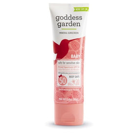 Goddess Garden - Baby Sunscreen SPF 50 Tube