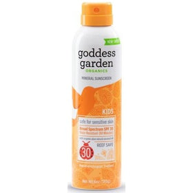 Goddess Garden - Kids Sunscreen SPF 30 Spray