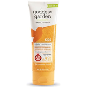 Goddess Garden - Kids Sunscreen SPF 50 Tube