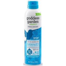 Goddess Garden - Sport Sunscreen SPF 30 Spray