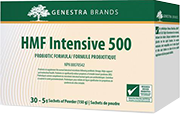 Genestra - HMF Intensive 500 - 3x5g by Genestra - Ebambu.ca natural health product store - free shipping <59$
