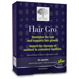 New Nordic Hair gro 60 caps by New Nordic - Ebambu.ca natural health product store - free shipping <59$