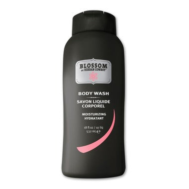 Herban Cowboy - Blossom Body Wash - Ebambu.ca FREE SHIPPING OVER 59$