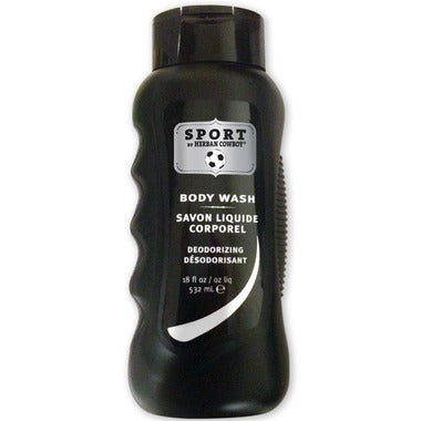 Herban Cowboy - Sport Body Wash - Ebambu.ca FREE SHIPPING OVER 59$