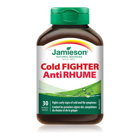 Jamieson - Cold Figther - 30 Softgels