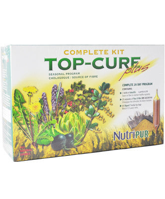 Nutripur - Kit Top Cure Plus - 20 days by Nutripur - Ebambu.ca natural health product store - free shipping <59$