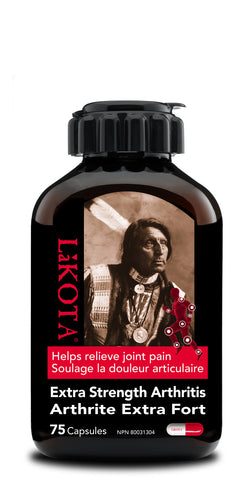 Lakota Extra Strength Arthritis by Lakota - Ebambu.ca natural health product store - free shipping <59$