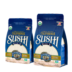 Lundberg Family Farms - California Sushi Rice 907 g