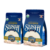 Lundberg Family Farms - California Sushi Rice 907 g - Ebambu.ca  free delivery >59$