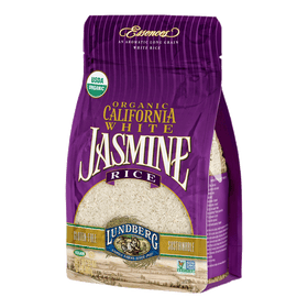 Lundberg Family Farms - California White Jasmine Rice 907g