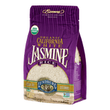 Lundberg Family Farms - California White Jasmine Rice 907g - Ebambu.ca free delivery >59$