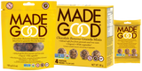 MadeGood - Chocolate Banana granola minis by MadeGood - Ebambu.ca natural health product store - free shipping <59$
