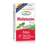 Jamieson Melatonin 10 mg Dual Action 60 caplets