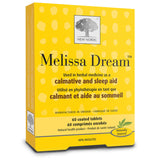 New Nordic Melissa Dream 60 tabs by New Nordic - Ebambu.ca natural health product store - free shipping <59$