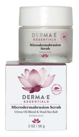 Derma e - Microdermabrasion Scrub by Derma e - Ebambu.ca natural health product store - free shipping <59$