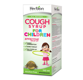 Herbion Cough Syrup for Children 150 ml