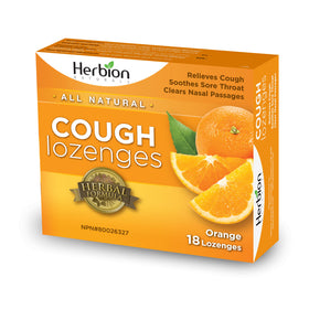 Herbion Natural Cough Lozenges- 18 lozenges