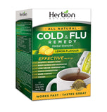 Herbion Remedy for Cold  and Flu by Herbion - Ebambu.ca natural health product store - free shipping <59$