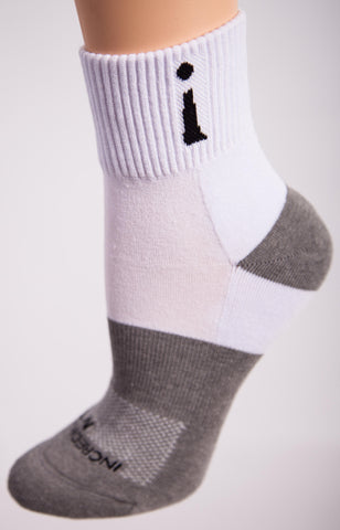 Incrediwear Crew Cut Sport Socks by Incrediwear - Ebambu.ca natural health product store - free shipping <59$