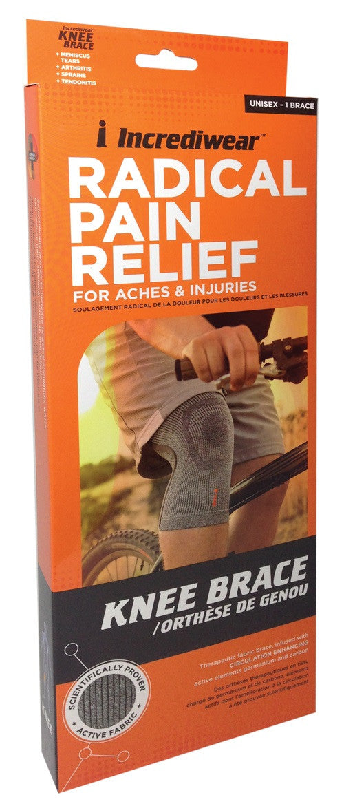 Incrediwear Knee Sleeve by Incrediwear - Ebambu.ca natural health product store - free shipping <59$