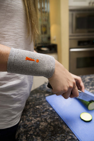 Incrediwear Wrist sleeve by Incrediwear - Ebambu.ca natural health product store - free shipping <59$