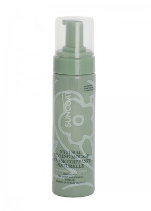 Suncoat Hair Mousse with fragrance by Suncoat - Ebambu.ca natural health product store - free shipping <59$