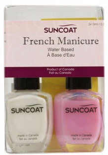 Suncoat French Manicure Kit by Suncoat - Ebambu.ca natural health product store - free shipping <59$