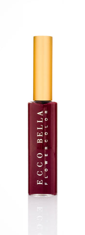 Ecco Bella Flower Color Lip Gloss - 4 colours by Ecco Bella - Ebambu.ca natural health product store - free shipping <59$