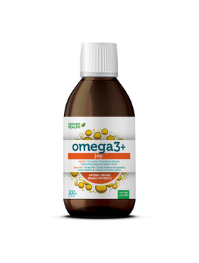 Genuine Health omega3+ JOY - 200 ml