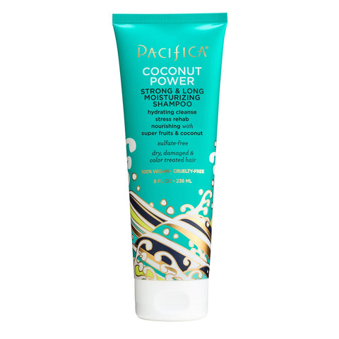 Pacifica - Coconut Power Strong And Long Moisturizing Shampoo 236 ml - Ebambu.ca free delivery >59$