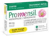 Promensil Double Strength 80 mg 30 capsules by Promensil - Ebambu.ca natural health product store - free shipping <59$