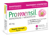 Promensil Regular Strength 40 mg 30 capsules by Promensil - Ebambu.ca natural health product store - free shipping <59$